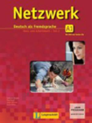 NETZWERK A1 KURSBUCH & ARBEITSBUCH (+ CD + DVD) TEIL 2