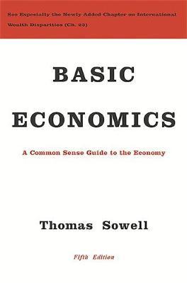 BASIC ECONOMICS 5TH ED HC