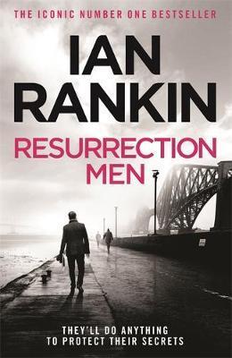 INSPECTOR REBUS : RESURRECTION MEN Paperback B FORMAT