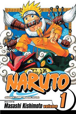NARUTO VOL. 1 Paperback