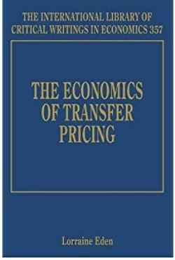 THE ECONOMICS OF TRANSFER PRICING HC