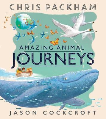 AMAZING ANIMAL JOURNEYS 2  Paperback