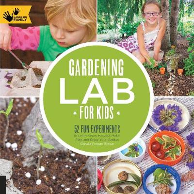 GARDENING LAB FOR KIDS  Paperback
