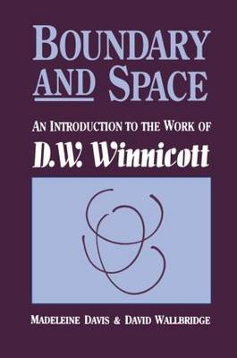BOUNDARY AND SPACE : AN INTRODUCTION TO D.W. WINNINCOTT Paperback