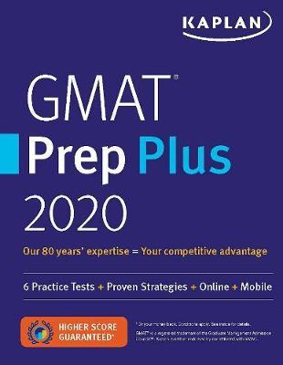GMAT PREP 2020 PRACTICE TESTS