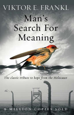 MANS SEARCH FOR MEANING Paperback