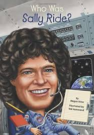 WHO WAS SALLY RIDE?  Paperback