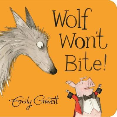 WOLF WON'T BITE  Paperback