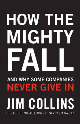 HOW THE MIGHTY FALL HC COFFEE TABLE BK.