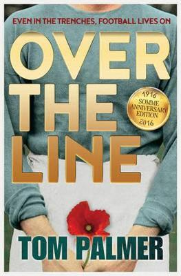OVER THE LINE Paperback