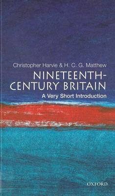 VERY SHORT INTRODUCTIONS : NINETEENTHCENTURY BRITAIN Paperback A FORMAT
