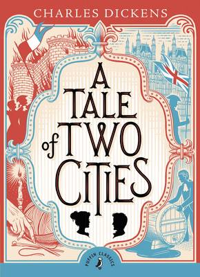 PUFFIN CLASSICS : A TALE OF TWO CITIES Paperback A FORMAT