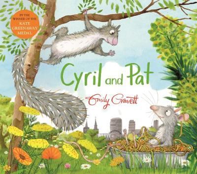 CYRIL AND PAT HC