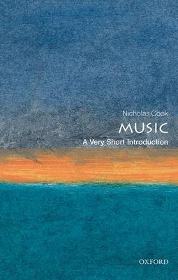 VERY SHORT INTRODUCTIONS : MUSIC Paperback A FORMAT