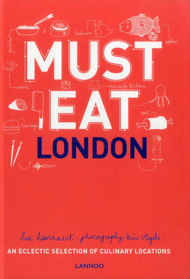 MUST EAT LONDON Paperback