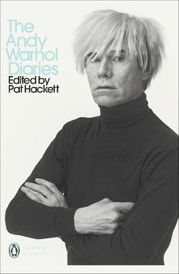 PENGUIN MODERN CLASSICS : THE ANDY WARHOL DIARIES Paperback B FORMAT