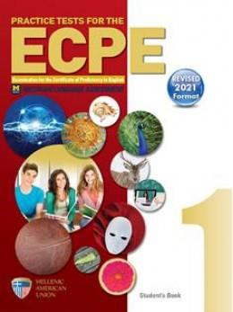 PRACTICE TESTS 1 ECPE Student's Book REVISED 2021 FORMAT