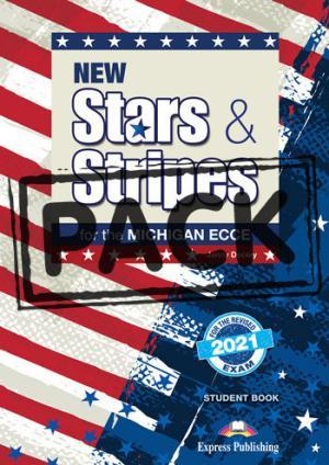 NEW STARS & STRIPES MICHIGAN ECCE 2021 EXAM JUMBO PACK