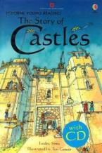 USBORNE FIRST READING 1: THE STORY OF CASTLES  HC