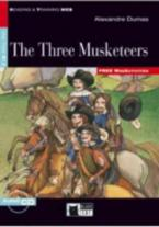 R&T. 3: THE THREE MUSKETEERS B1.2 (+ CD-ROM)
