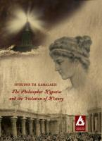 The philosopher Hypatia and the violation of history