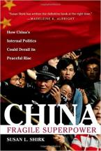 CHINA FRAGILE SUPERPOWER Paperback C FORMAT