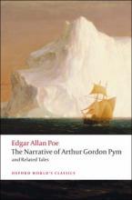 OXFORD WORLD CLASSICS: THE NARRATIVE OF ARTHUR GORDON PYM Paperback B FORMAT