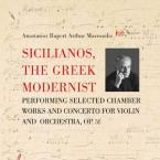 Sicilianos, the Greek Modernist