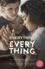 EVERYTHING, EVERYTHING - FILM TIE-IN  Paperback B