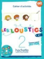 LES LOUSTICS 2 A1 CAHIER (+ CD)