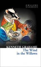 COLLINS CLASSICS : THE WIND IN THE WILLOWS Paperback A FORMAT