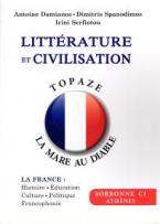 LITTERATURE ET CIVILISATION SORBONNE C1 2019-2020 (LA MARE AU DIABLE & TOPAZE)