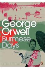 PENGUIN MODERN CLASSICS : BURMESE DAYS Paperback B FORMAT