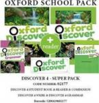 OXFORD DISCOVER 4 SUPER PACK - 02177
