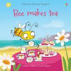 USBORNE PHONIC READERS : BEE MAKES TEA Paperback
