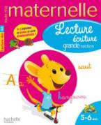TOUTE MA MATERNELLE : LECTURE ECRITURE GRANDE SECTION (5-6 ANS) - SPECIAL OFFER