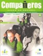 COMPANEROS 4 B1.2 ALUMNO (+ CD)