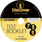 iDISCOVER 7-9 TEST BOOKLET CD-ROM
