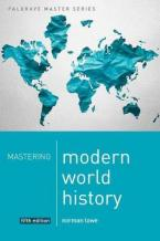 MASTERING MODERN WORLD HISTORY Paperback B FORMAT