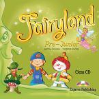 Fairyland Pre-Junior: Class Audio CD