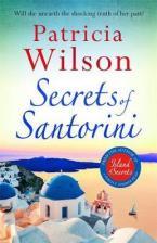 SECRETS OF SANTORINI Paperback