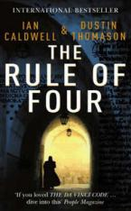 THE RULE OF FOUR Paperback B FORMAT