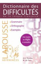 DICTIONNAIRE DES DIFFICULTES DE LA LANGUE FRANCAISE PB B FORMAT