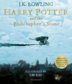 HARRY POTTER AND THE PHILOSPHER'S STONE ILLUSTRATED EDITION Paperback