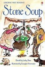 USBORNE YOUNG READING : STONE SOUP (+ CD) HC