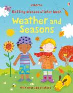 USBORNE : WEATHER AND SEASONS Paperback