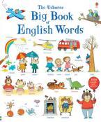 THE USBORNE BIG BOOK OF ENGLISH WORDS HC BBK