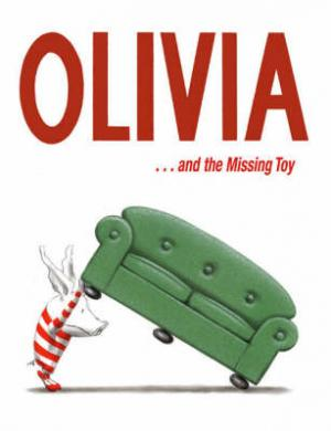 OLIVIA... AND THE MISSING TOY Paperback C FORMAT