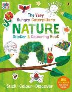 THE VERY HUNGRY CATERPILLAR'S NATURE STICKER AND COLOURING BOOK Paperback