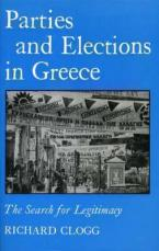 PARTIES AND ELECTIONS IN GREECE Paperback